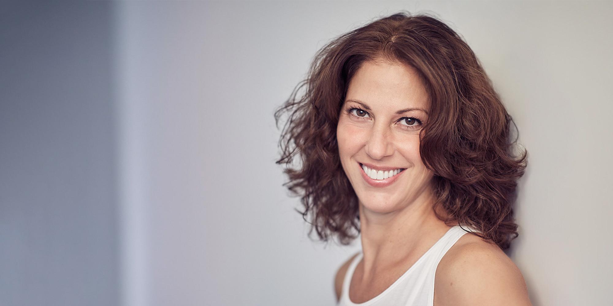 Michaela Hölzle, Yoga-Lehrerin aus Neuss